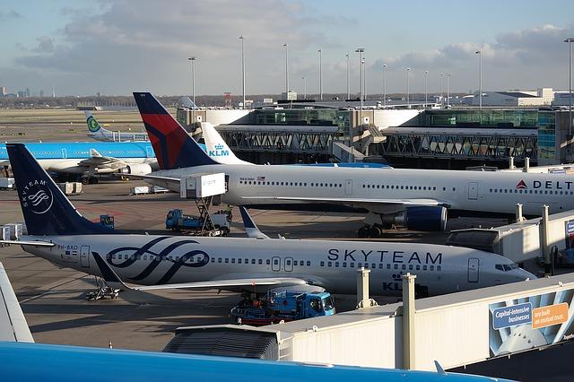 aeroporto di amsterdam