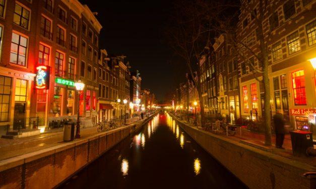 Il quartiere a luci rosse più famoso del mondo